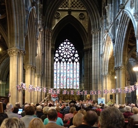 Proms in the Minster