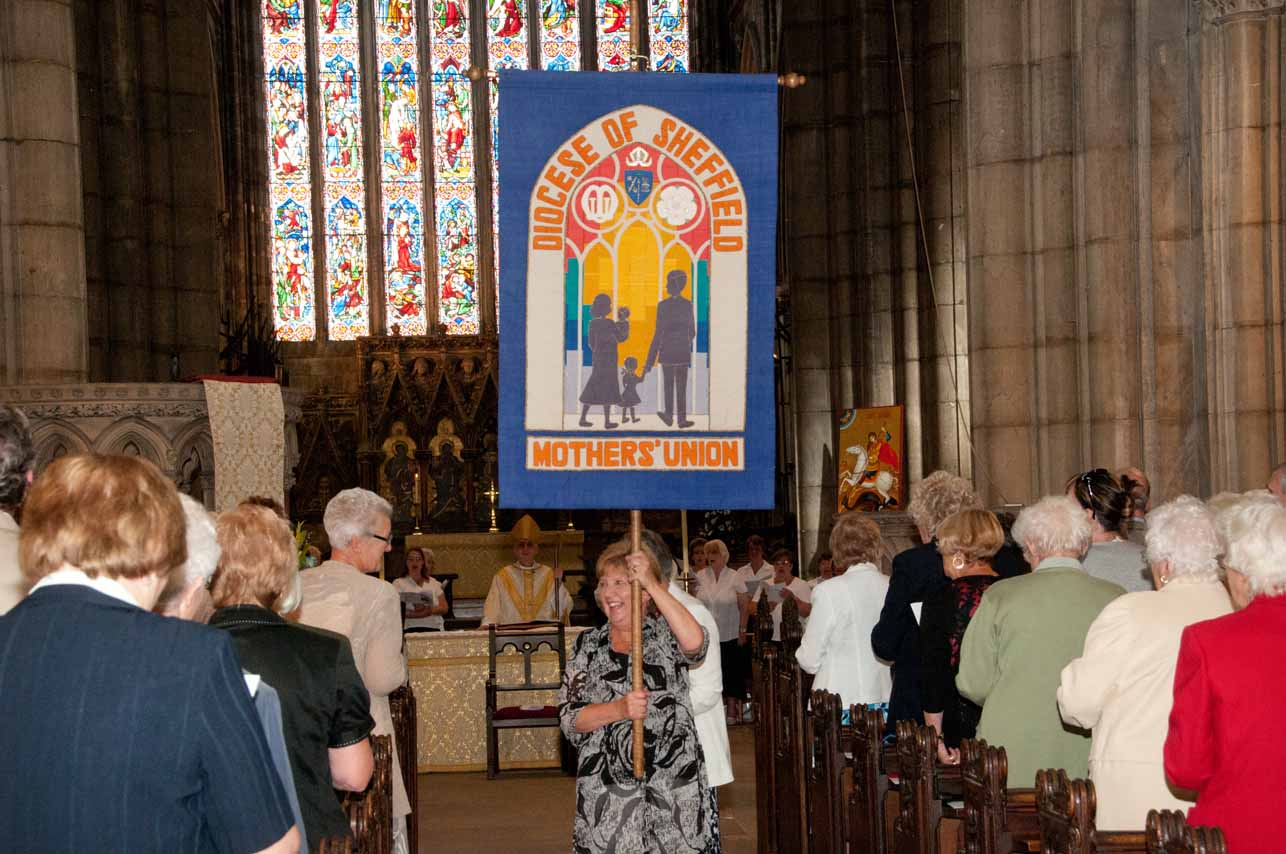 Mothers' Union Celebrate their Founder Mary Sumner