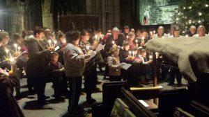 Livestream Christingle Service @ Doncaster Minster | Doncaster | England | United Kingdom