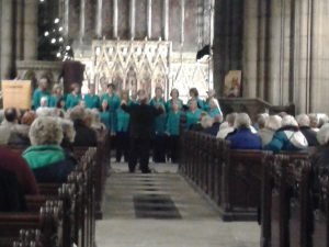 Co-op Charity Christmas Concert @ Doncaster Minster | Doncaster | England | United Kingdom