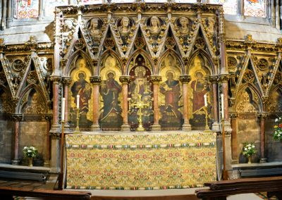 High Altar and Reredos